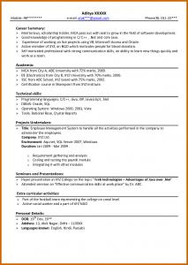resume for freshers how to write cv for fresher sample resume freshers