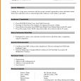 resume for freshers sample resume format for bcom freshers