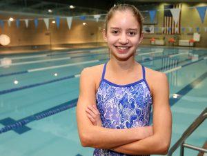resume for high school senior cmswimmer