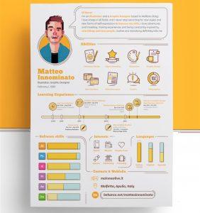 resume formats free creative resume templates youll want to steal in with creative resume templates