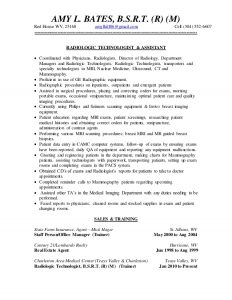 resume formats free radiologic technologist resume templates radiologic technologist resume entry level