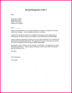 resume high school students the perfect resignation letter samples