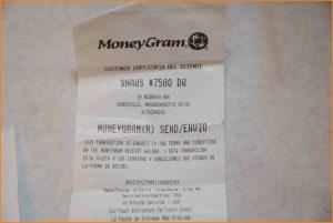 resume outline examples receipt moneygram exh