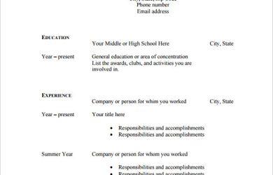 resume samples pdf pdf resume template free resume template pdf blank resume templates free samples download