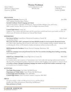 resumes for high school students freshman college student resume sample jobresumegdn freshman college student resume