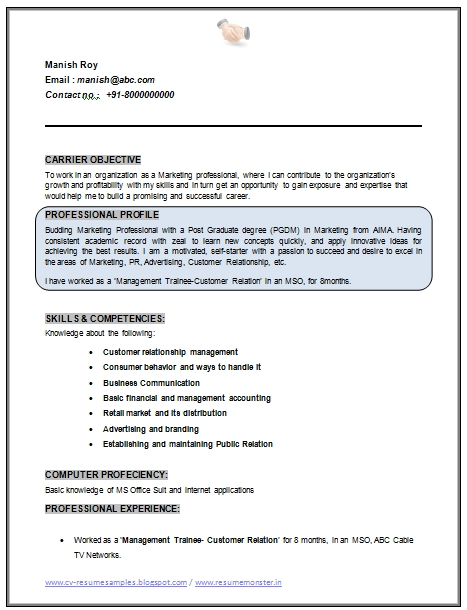resumes for high school students with no experience