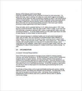retail business planning retail business plan template