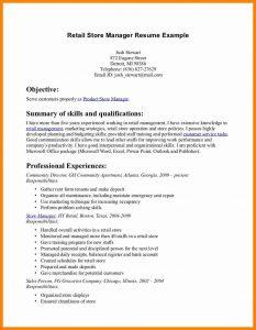 retail resume template retail resumes samples