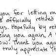 retirement letter samples for someone retiring full testi