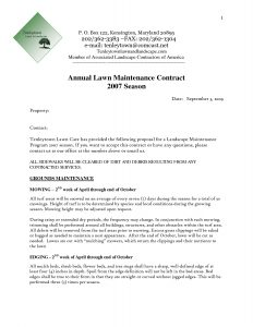 roofing contract template websights business letter proposal format landscape proposal with landscaping proposal sample