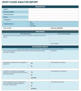 root cause analysis template ic root cause analysis template