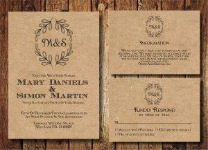 rustic wedding invites templates free printable rustic wedding invitation templates