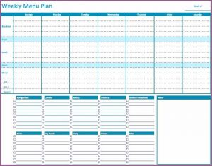 safety plan example meal plan template word program templates weekly menu planner template for numbers
