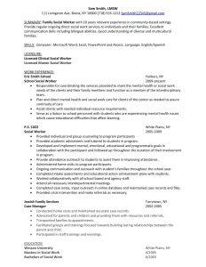 salary negotiation letter sample hospital social worker page