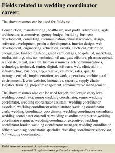 salary negotiation letter sample top wedding coordinator resume samples