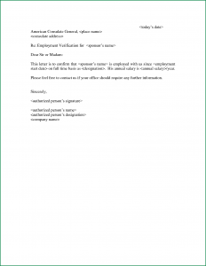 salary verification letter income confirmation letter