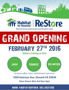 sale flyers template restore grand opening flyer