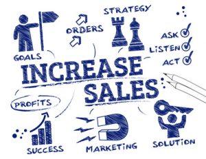 sales business plan strategies to increase sales