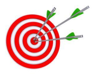 sales goals examples target image