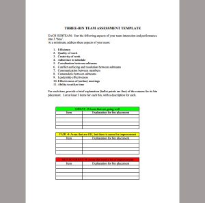 sales letters template team assessment template