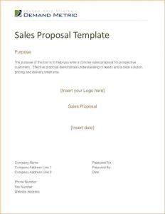 sales proposal templates sales proposal example sales proposal template cb