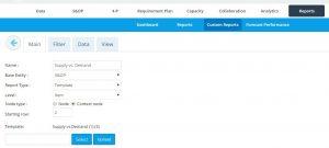 sales report templates supplyvsdemand slide x
