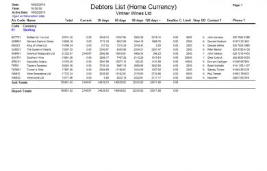sales reports template sales ledger lrg
