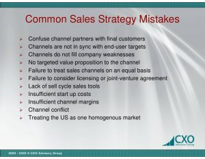 sales strategy template choosing the right sales strategy