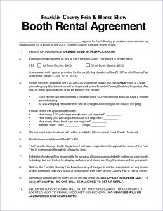 salon booth rental agreement salon booth rental agreement weeklyplannerwebsite