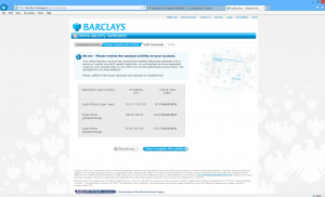 sample bank statement barclays phish