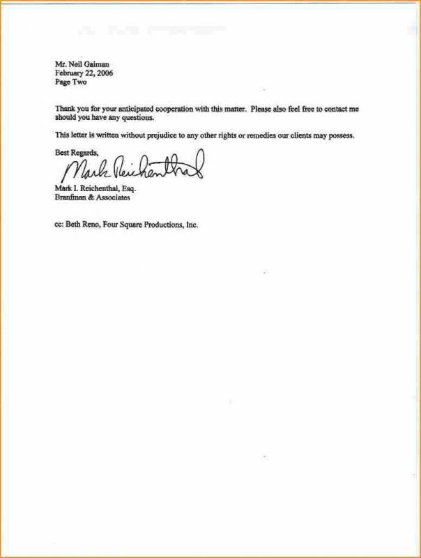sample basic resignation letter