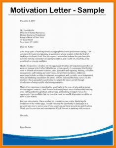 sample budget proposal letter of motivation format example of motivational letter motivation letter