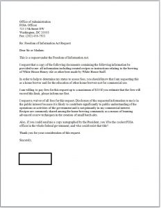 sample donation request letter to a company abv