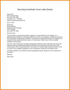sample email to recruiter email a recruiter sample amazing recruiter cover letter layout free download word recruiting coordinator cover letter sample