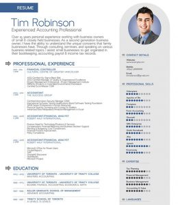 sample engineer resumes resume with picture template creative free printable templates