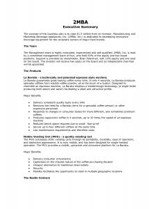 sample executive summary sample executive summary example executive summary report examples