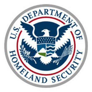 sample follow up letter for job application status department of homeland security logo