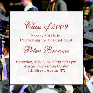 sample graduation invites graduation invitations samples