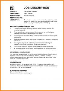sample job descriptions sample job description sale assistant job description human resources associate photo