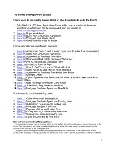 sample letter of intent to purchase real estate investor business plan