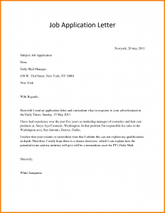 sample letters of recommendation for scholarship how to write application to how to write an employment letter examples of job application letters kvkqtdqk