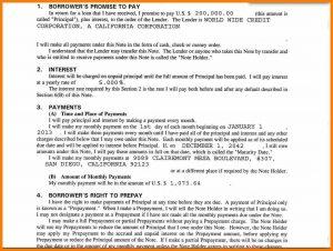 sample mortgage note mortgage note sample maxresdefault