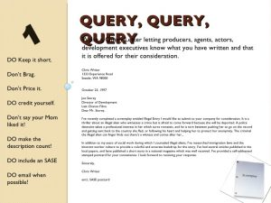 sample movie script ways to break into film amp sell your screenplay
