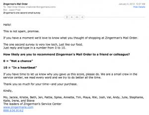 sample nonprofit gift acknowledgement letter zingermansmail