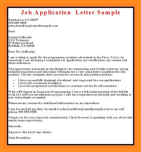 sample of business letterhead