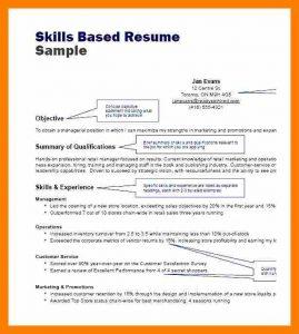 sample of business letterhead skills based resume samples
