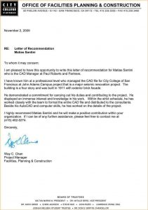 sample of business letters academic recommendation letter samples recommendation way chan
