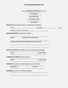 sample of letter of intent easy fill in resume templates