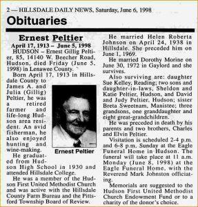sample of obituary obituary example michiganc hillsdale countyc obituary folder file sample obituary dgs