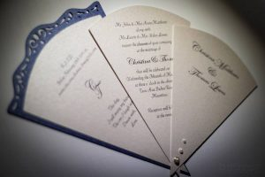 sample of wedding programs wedding card